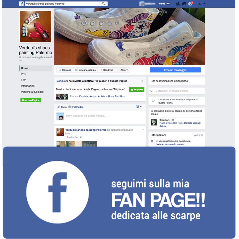 Seguimi su facebook!